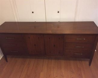 Bernhardt low dresser (with a mirror, not shown)