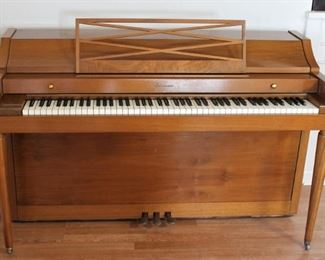 Mid Century Piano