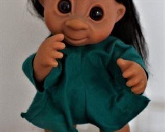 Hugh Troll Doll Collection
