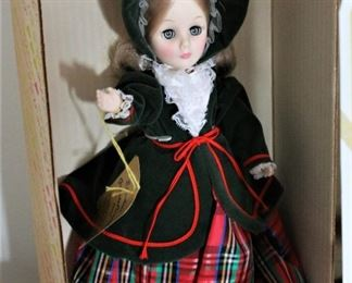 Effanbee Doll Collectible ( In Box )