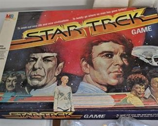 Vintage Star Trek Game
