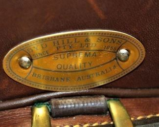 Endurance Saddle Hill & Sons Australia