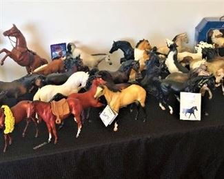 Breyer Horses ( much More to Display)