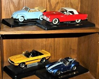 Diecast Classic Car Collection/Nice