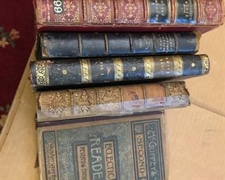 Books from the late 1800's