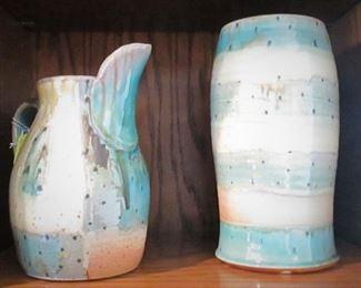 Pottery by NC Potter Courtney Martin