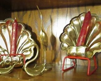 Brass Accessories..