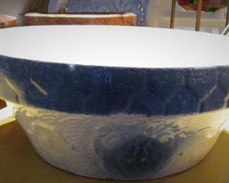 Salt Glazed Bowl