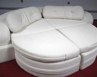 Round Sofa Bed
