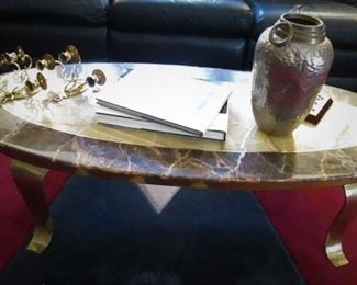 Agate Table from Mexico