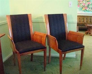 Henredon Armchairs