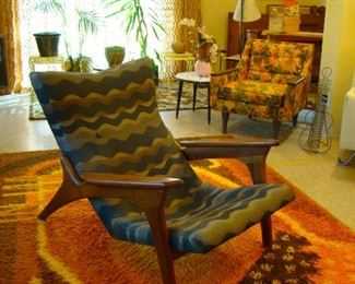 Mid- Century Chair