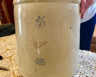 Red wing 5 gallon crock