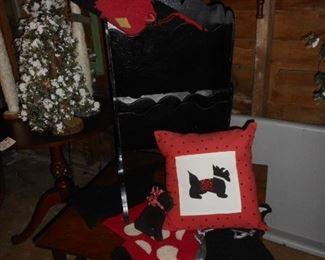 Scottie Rugs & Pillows