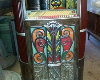 Rock-Old Jukebox Juke Box