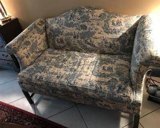 Upholstered Loveseat $ 134.00