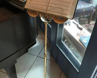 Vintage Brass Music Stand $ 68.00