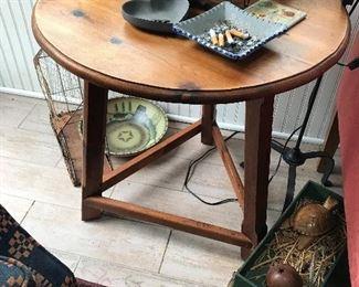 Antique Table $ 58.00