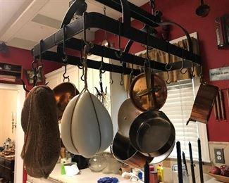 Cast Iron Pot Hanger $ 240.00