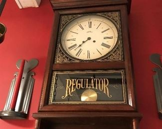 Regulator Clock $ 88.00