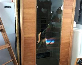 Sauna - Works !! $ 950.00