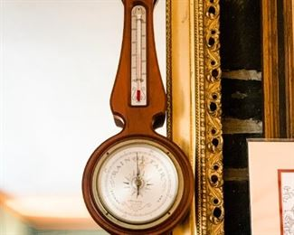 Banjo Clock, Mirrors