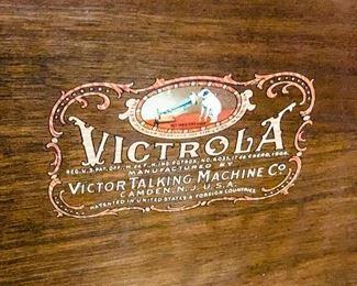 Victrola Talking Machine