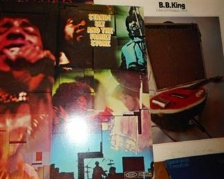 Sly, BB King..Alot to choose from!!