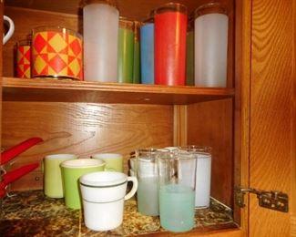 Vintage Glassware