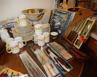 Vintage Cutlery Never Used
