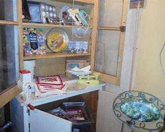 Basement..Kitchen