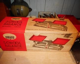 Ohaus NRFB School Balance in Original Box