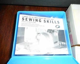 Sewing Skills..Sassies HAS NONE!!