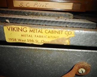 Viking Metal Cabinets (2)