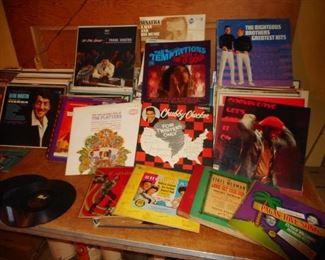 Vintage Records, 45's,78's, Album Sets, 8 Tracks