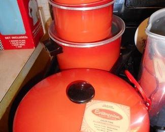 Enterprise Enamel Cookware