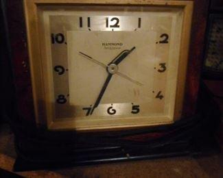 Vintage Hammond Electric Clock