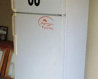 Garage refrigerator