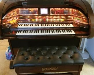 Lowrey Stardust Organ