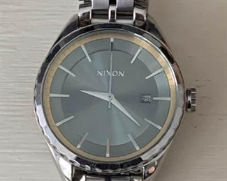 "Nixon Women's Watch - ""The Minx"" https://ctbids.com/#!/description/share/271245"