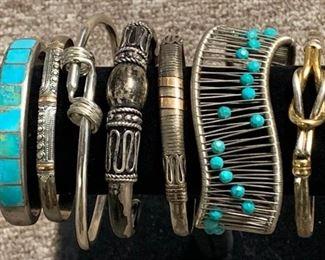 Bangle Bracelets https://ctbids.com/#!/description/share/271258