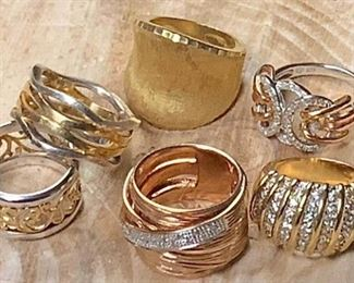 More Rings in Gold Hues https://ctbids.com/#!/description/share/271223