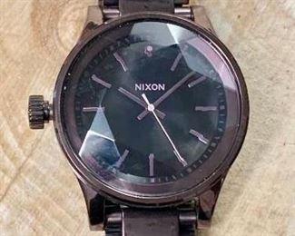 """The Facet"" Nixon Watch in Purple https://ctbids.com/#!/description/share/271249"