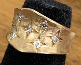 14K Gold Ring https://ctbids.com/#!/description/share/271217