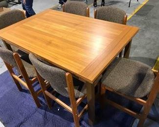 Scandinavian Style Table https://ctbids.com/#!/description/share/271384