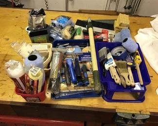Painting Supplies https://ctbids.com/#!/description/share/270368