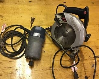 Skill Saw and Router https://ctbids.com/#!/description/share/270395