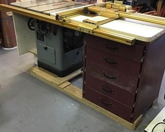 Delta Unisaw and Router 3 HP https://ctbids.com/#!/description/share/270417