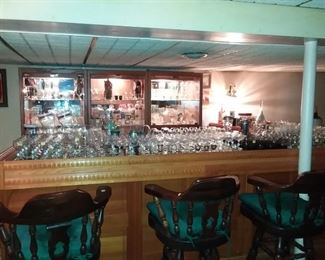 ONE OF THE MOST AMAZING HOME BARS I HAVE SEEN!