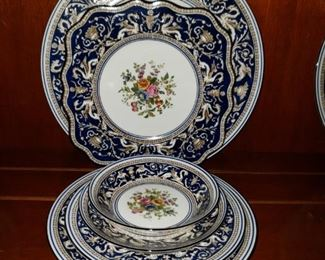 Stunning Wedgewood China.